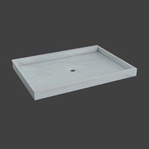 Custom Shower floor Ramp- Threshold-M33