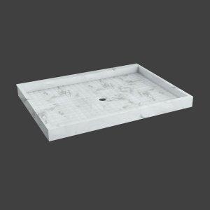 Custom Shower floor Ramp- Threshold-M815