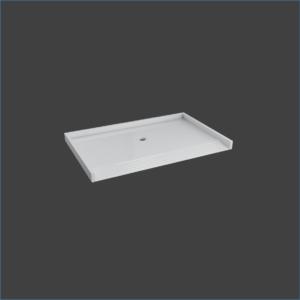 floor with ramp 3 thresholds