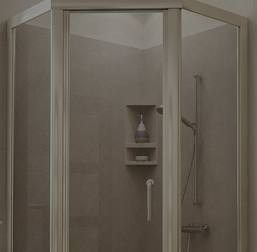 Soap Tower and wall panel