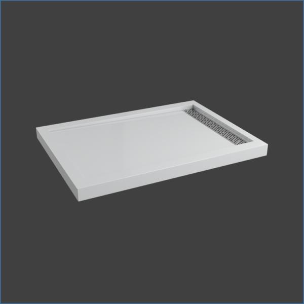 rectangular grate