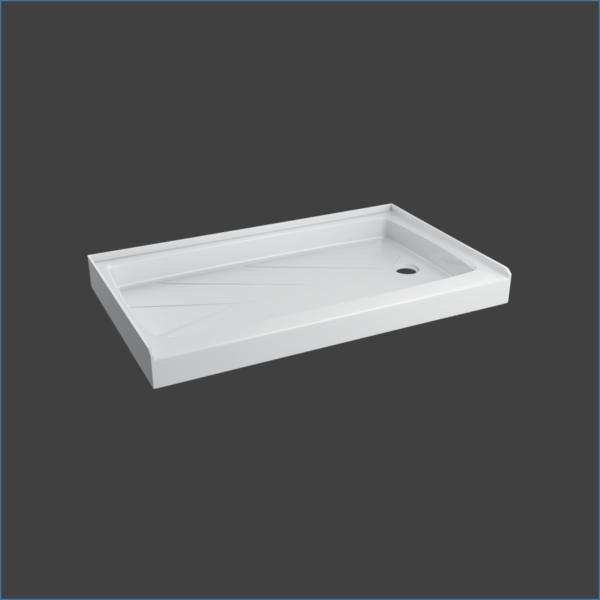 shower base tub