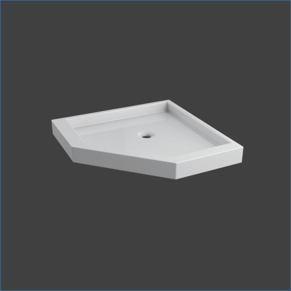 shower-base neo angle