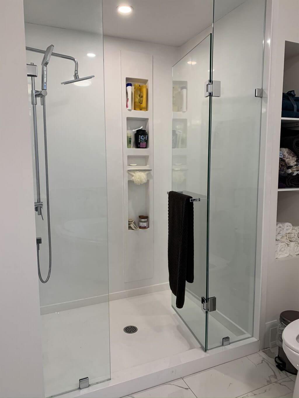 shower bath wall panels