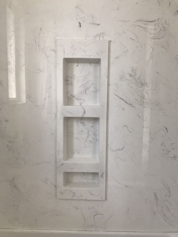 soap wall
