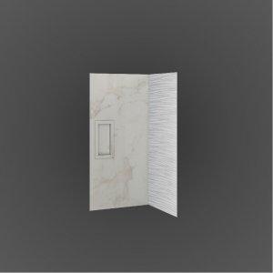 Wall Panels- Cascata Texture-M37