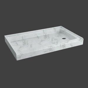 60x32 bath tub replacement-M815