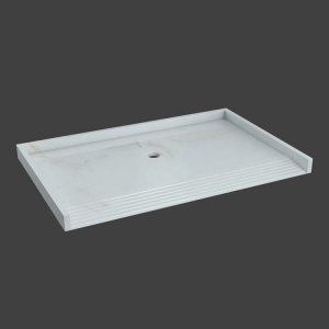 shower base floor with ramp-M33