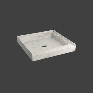 square shower base-M37
