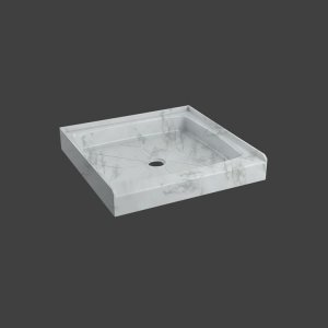 square shower base-M815