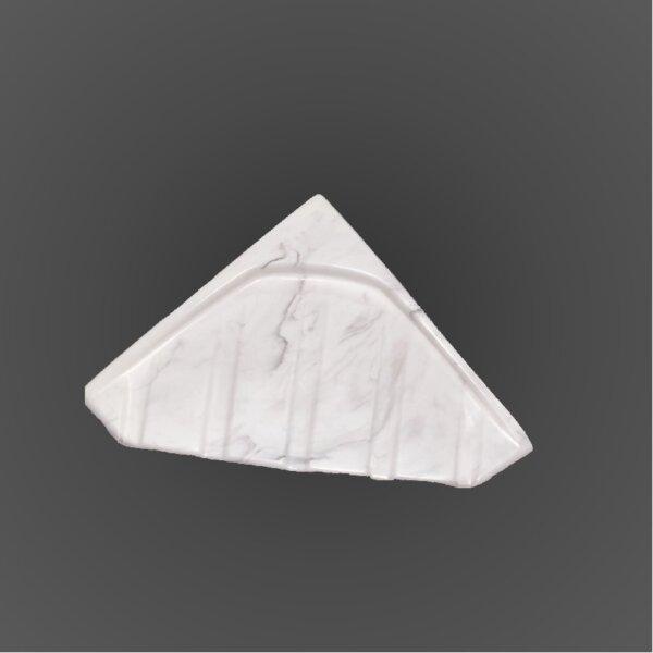 Diamond corner soap