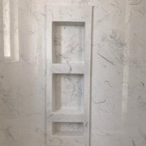PNK12x38 soap ledge
