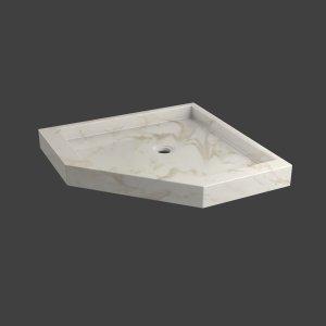 fixed shower base neo angle-M37