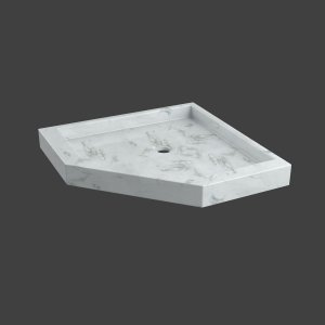 fixed shower base neo angle-M815